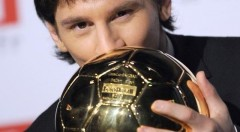 Pallone d'oro 2012: Lionel Messi Video