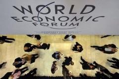 Monti apre il vertice dell'Economia Mondiale di Davos (Wef 2013)