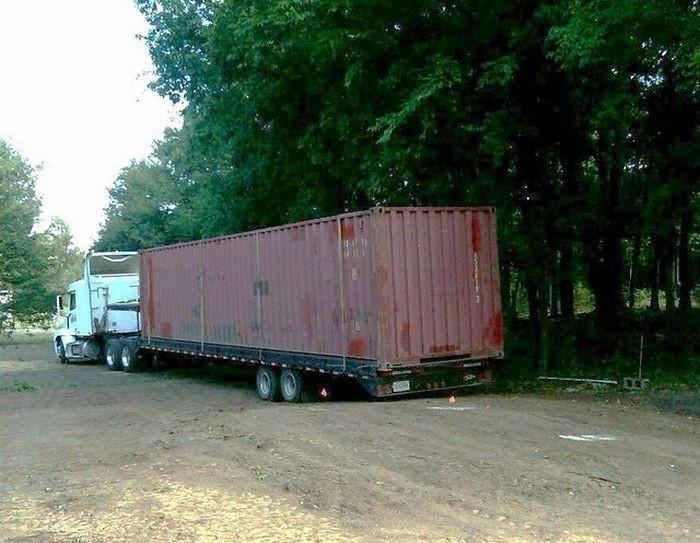 La casa economica come costruirla da soli con 2 container for Come costruire la propria casa a basso costo