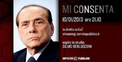 Berlusconi da Santoro video riassunto (tutti gli highlight)